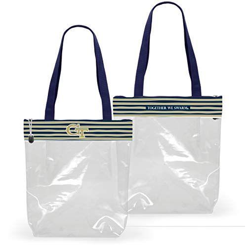 Desden Colorado Buffaloes Clear Gameday Stadium Tote Bag