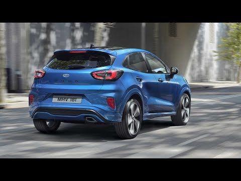 2020 Ford Puma Crossover Compacto Com Toneladas De Tecnologia
