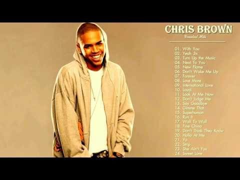 Chris Brown Greatest Hits Chris Brown Playlist Youtube Chris