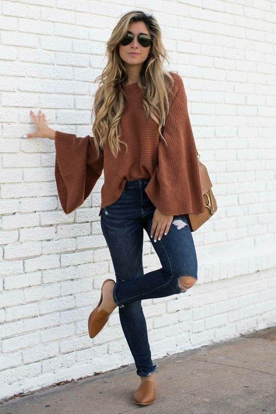 Look calça jeans  cintura alta maravilhosa