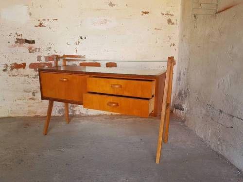 Kommode Sideboard Retro Vintage Ddr 50er 60er Jahre In Sachsen