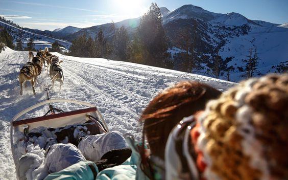 La Principauté d'Andorre est une destination sympathique aux multiples ressources. Impossible de s'y ennuyer !