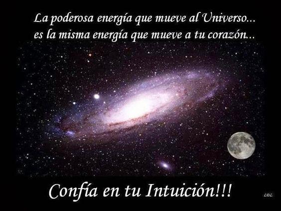 La energía que mueve al Universo...
