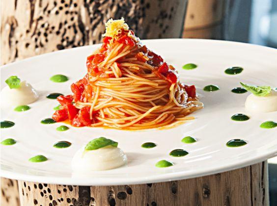Three Italian Takes On Spaghetti And Tomato Sauce