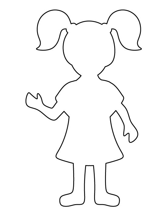Girl Template  BesikEightyCo