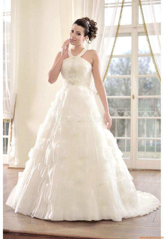 abiti da sposa Altara Dea Alva 2013