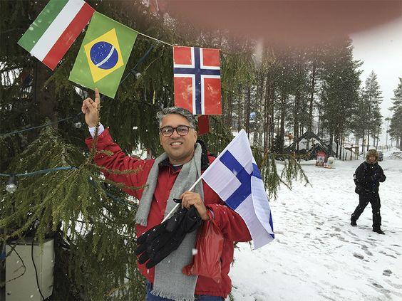 Uma experiência incrível. É assim que o professor Wlamir Soares, do Instituto Federal de Sergipe (IFS) – Campus Lagarto, define os três meses que passou em Hämeenlinna, na Finlândia, em um curso de capacitação realizado na HAMK - University of App...