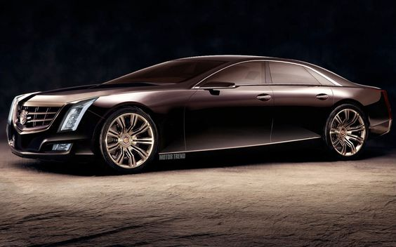 Cadillac simply must build the Ciel sedan.