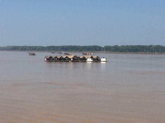 Fofoca Garimpeira - Rio Amazonas - Brazil