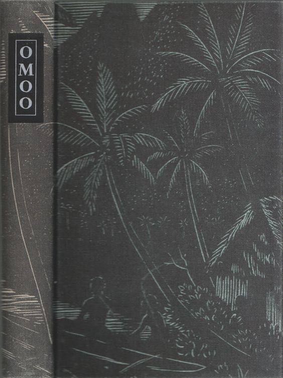 Omoo by Herman Melville  (Author), Van Wyck Brooks (Introduction) | http://www.amazon.com/gp/offer-listing/B004YTVWTG/ref=dp_olp_collectible_mbc?ie=UTF8&condition=collectible&m=A1LDGCFSQX13YL