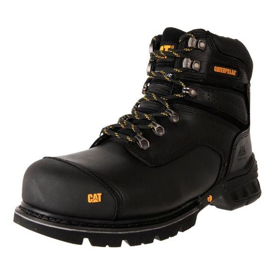 Brakeman steel toe zip work boot p717493 black | Toe, Products and ...