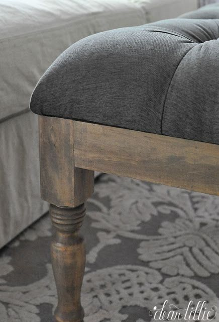 Rustoleum's Weathered Gray... over top of the weathered gray I added Minwax's Provincial