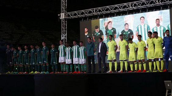 Ceci est le nouveau Maillot de foot Real Betis Domicile pour la saison 2016/2017;: