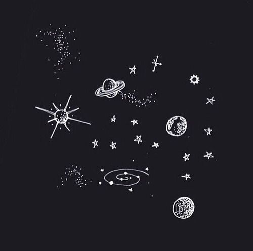 Momocka Pai Space Drawings Drawings Art