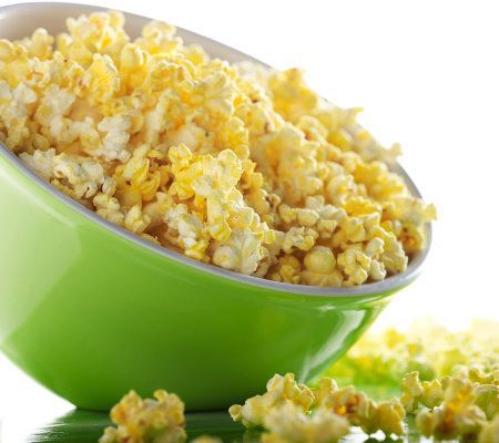 Popcorn Pete's (18) 3.5 oz. Virtually Hulless Popcorn