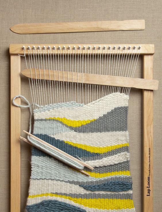 Lap Loom                                                                                                                                                      More