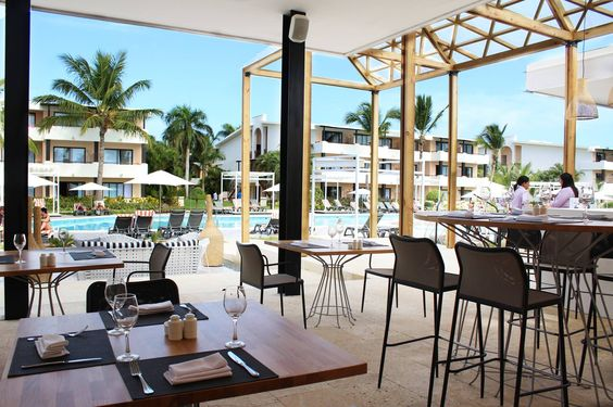 Hotel Catalonia Royal · Punta Cana · Restaurante Vegetariano by Futur2 Design & Production, Innovative Spaces - Barcelona