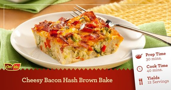 how to cook diced hash browns