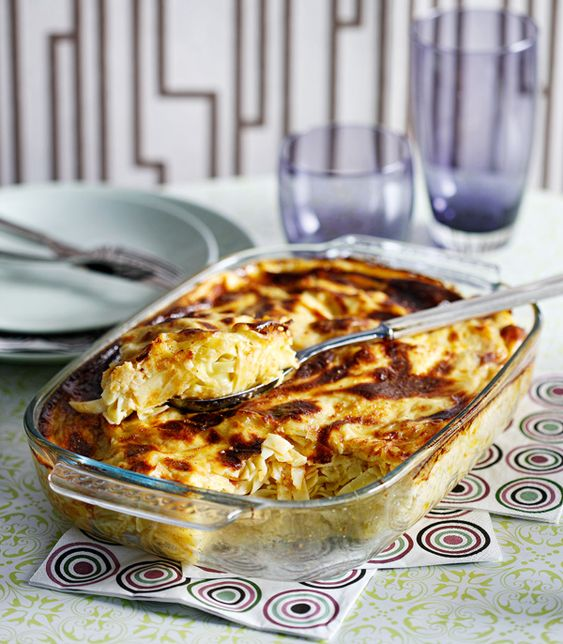Ταλιατέλες au gratin με τυριά και ντοματάκια κονφί | olivemagazine.gr | Bloglovin':