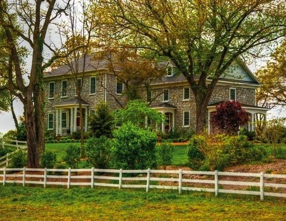 Rockland Estate Fairplay Maryland Built In 1803 Home