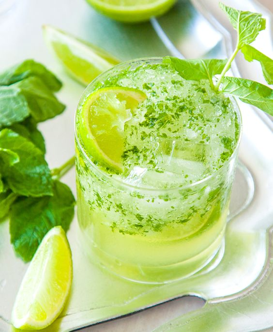Mojito, Drink recipes and Drinks on Pinterest