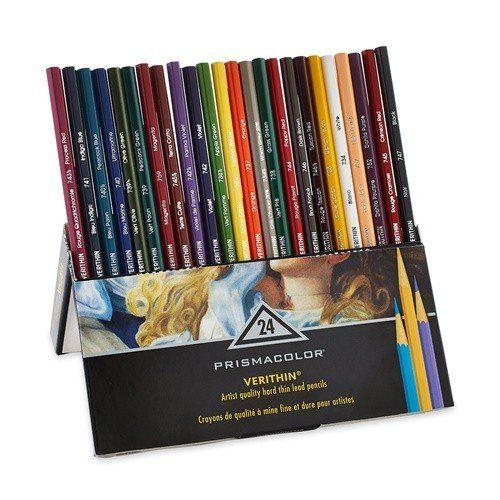 *Sanford colored pencil charisma color 72 color set