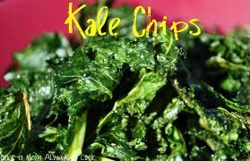 Have You Tried Kale Chips!?!