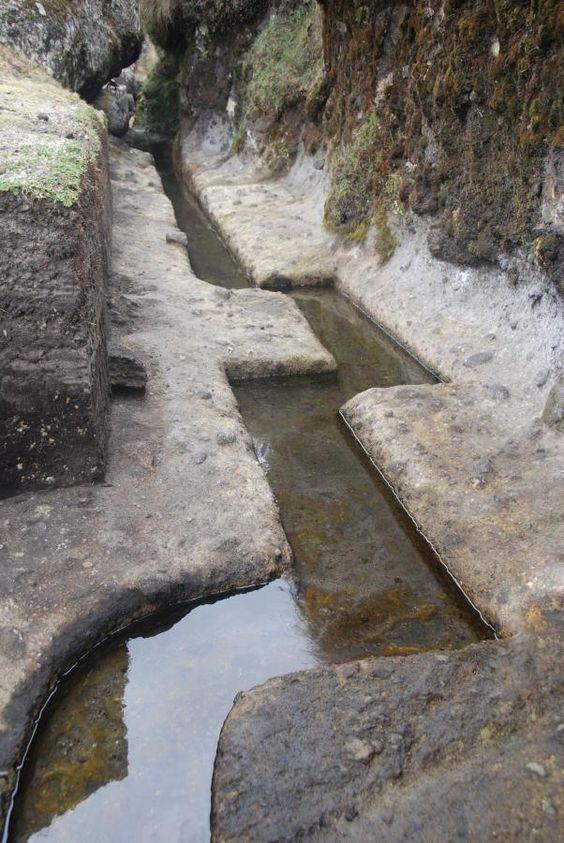 The Mysterious Stone Aqueduct Of Cumbemayo, Peru: