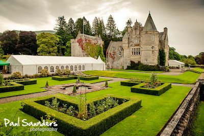 Photographing A Wedding At Duntreath Castle Loch Lomond