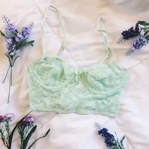 NWOT Mint Green Lace Bralette A lovely soft mint green lacy bralette! Brand new without tags. It sadly doesn't fit me or else I'd totally keep it . Soft light material. Super cute and comfy! Forever 21 Intimates & Sleepwear Bras