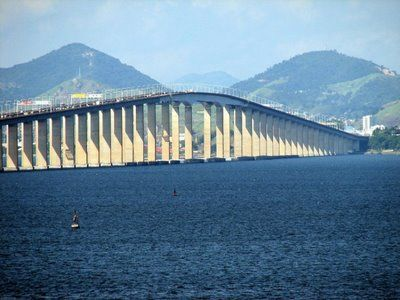 Ponte Rio - Niterói: