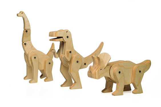 1 | Students Design 22 Playful Wooden Toys For Kids | Co.Design: business + innovation + design