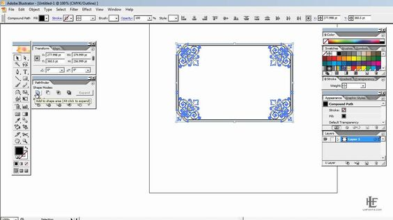 Using Corner Specimens in Adobe Illustrator:  Ever wonder how to line up corners to create custom panels? Award-winning designer Erik Winther demonstrates how to easily use the LHF Corner Specimens font in Adobe Illustrator to create perfect borders everytime.
