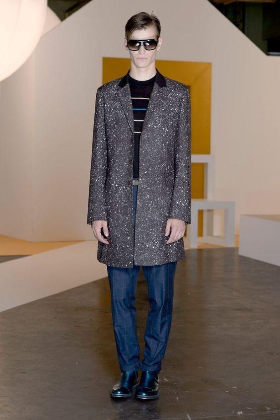 #Menswear #Trends JONATHAN SAUNDERS Spring Summer 2015 Primavera Verano #Tendencias #Moda Hombre