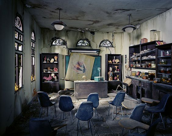 10 | 17 Haunting Dioramas Of A Post-Apocalyptic World | Co.Design: business + innovation + design