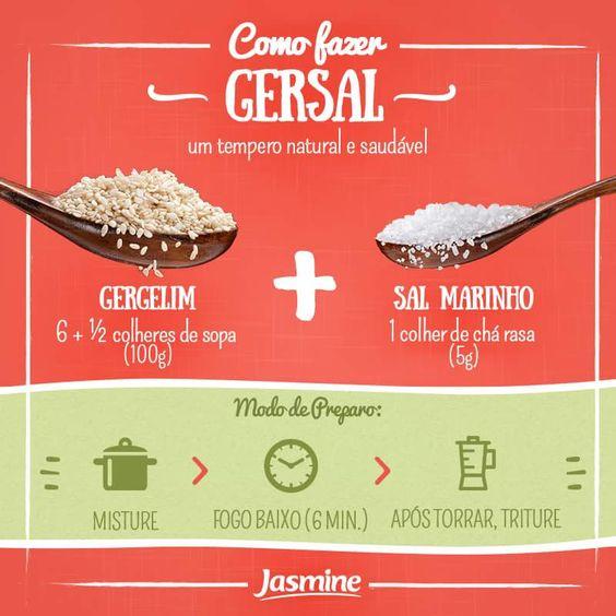 Como fazer GERSAL: