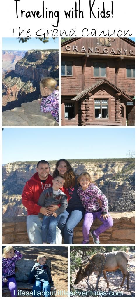 Grand Canyon National Park | Life's All About Little Adventures, Traveling with Kids, Arizona,