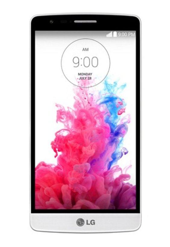 Móvil LG G3s de 5 pulgadas HD, 8 Megapíxeles y Red 4G