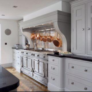 Pinterest the world s catalog of ideas for White copper kitchen
