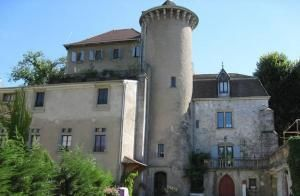 Lugrin. Le château d'Allamand. Visite guidée @GuidesGPPS http://www.gpps.fr/Guides-du-Patrimoine-des-Pays-de-Savoie/Pages/Site/Visites-en-Savoie-Mont-Blanc/Chablais/Rives-du-Leman/Lugrin