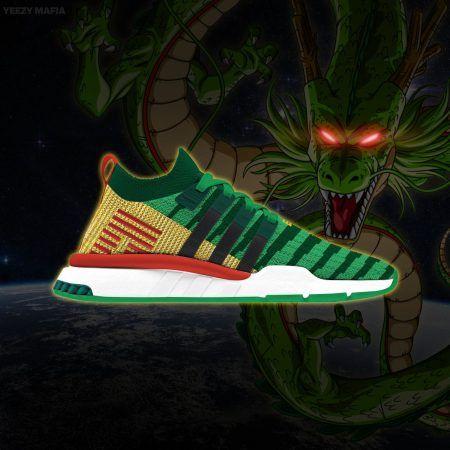 newest cfe50 d3689 Dragon Ball Z  des Adidas « Vegeta » et « Goku » seront commercialisées en  2018