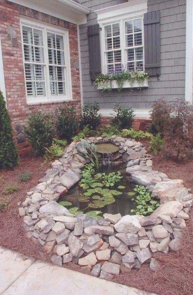 Simple Landscape Designs For Front Yards : Simple front yard landscaping ideas beautiful landscape