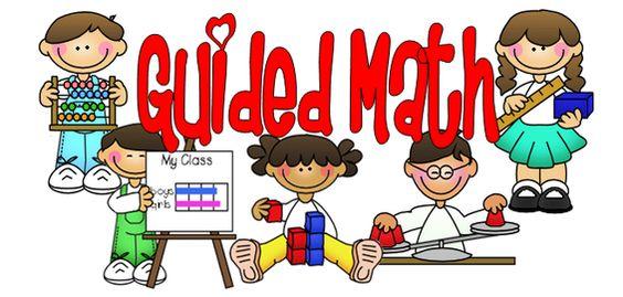 Guided Math Ideas