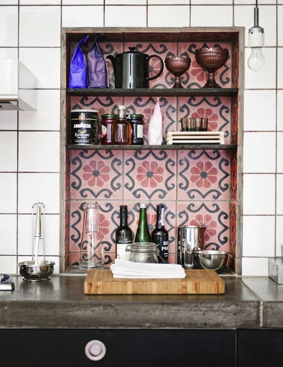 April and May: tile love