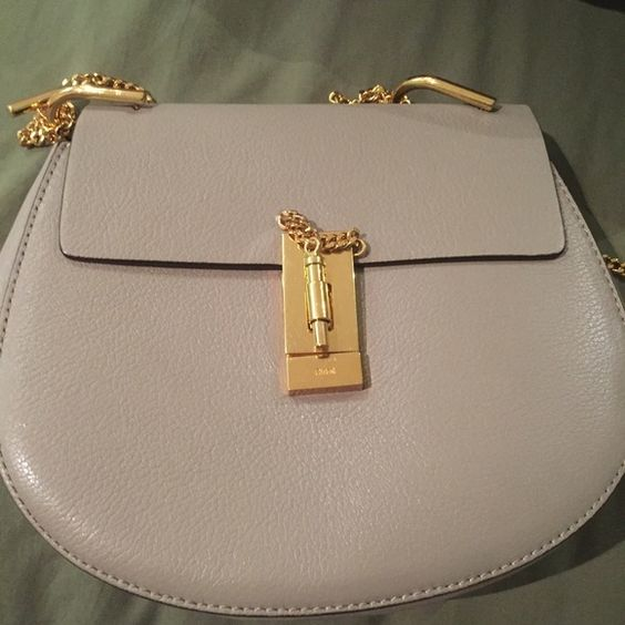chloe pink bag - Chloe drew I received this Chloe bag as a present but am not sure ...