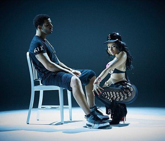 "Nicki Minaj and Drake Get Close in Her ""Anaconda"" Video | News | Pitchfork"