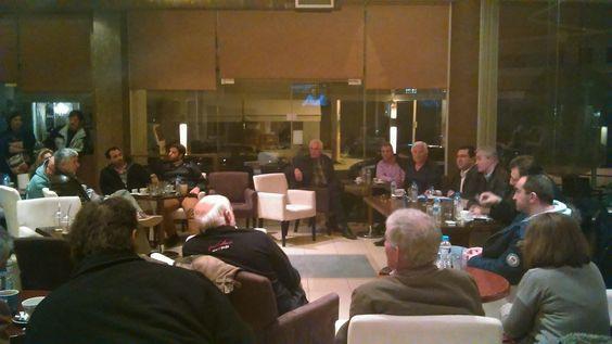 """""""Φρουρός"""" - Ενημέρωση: Συνάντηση Δημάρχου εμπόρων στο Κράθιο"""