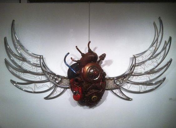 Richard Cawley & Gustav Sculptor, Metal Mythos