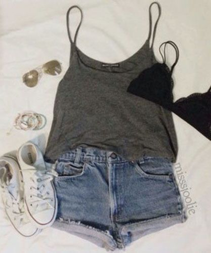 Clothes Casual Outift for  teens  movies  girls  women . summer  fall  spring  winter  outfit ideas  dates  school  parties Polyvore :) Catalina Christiano find more women fashion ideas on www.misspool.com:
