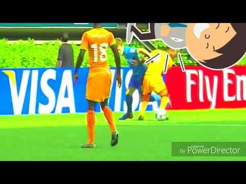 Ultimate Football Skills Youtube Sports Highlights Football Skills